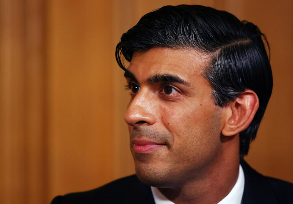 Britain's chancellor of the exchequer Rishi Sunak. Photo: Henry Nicholls/Reuters