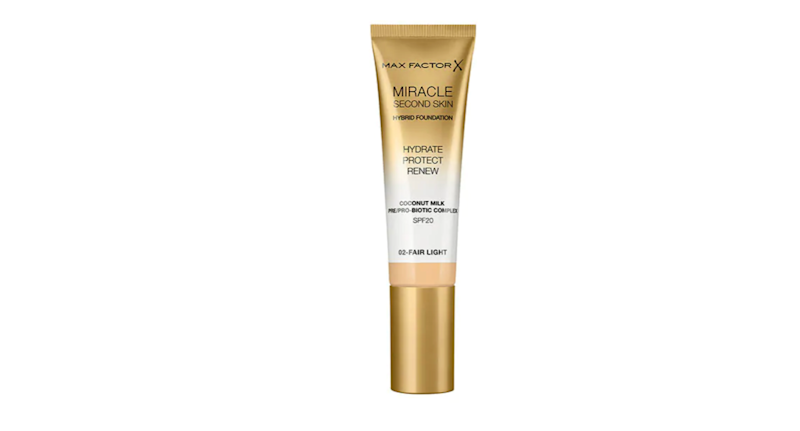 Max Factor Miracle Touch Second Skin Foundation