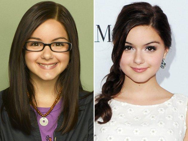 """Ariel Winter plays smart cookie Alex Dunphy on """"Modern Family,"""" and you could argue that her bid to emancipate herself from her parents is a smart move -- an attempt to keep from turning into another troubled child star down the road. You could also argue that she just doesn't want her parents to tell her not to see her 18-year-old boyfriend anymore. Winter is currently bunking with older sister Shanelle Workman of daytime's """"One Life to Live."""""""