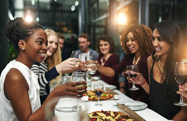 <p><strong>Restaurants</strong><br>72 per cent of Canadians admit to dining out at least once per month as their most frequent indulgence. On average, Canadians are most likely to eat out two to three times a month, and spend between $50 and $199 on dining out every month. </p>