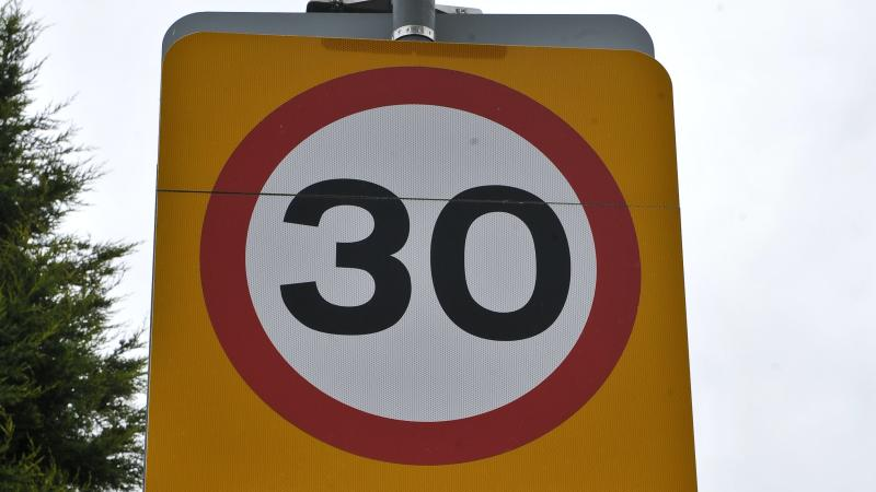 More than half of drivers exceed 30mph limit, research finds