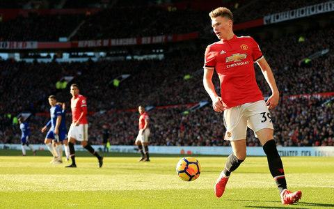 Scott McTominay - Credit: Simon Stacpoole/Offside