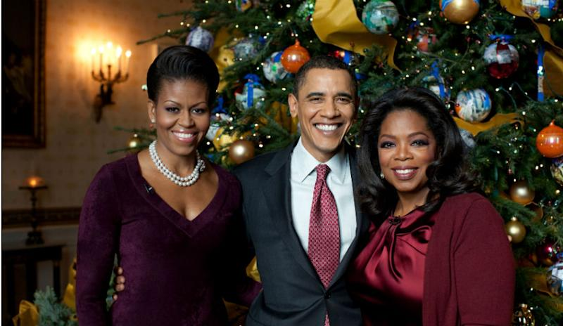 Watch President And Michelle Obama And The White House With Oprah Winfrey  Video
