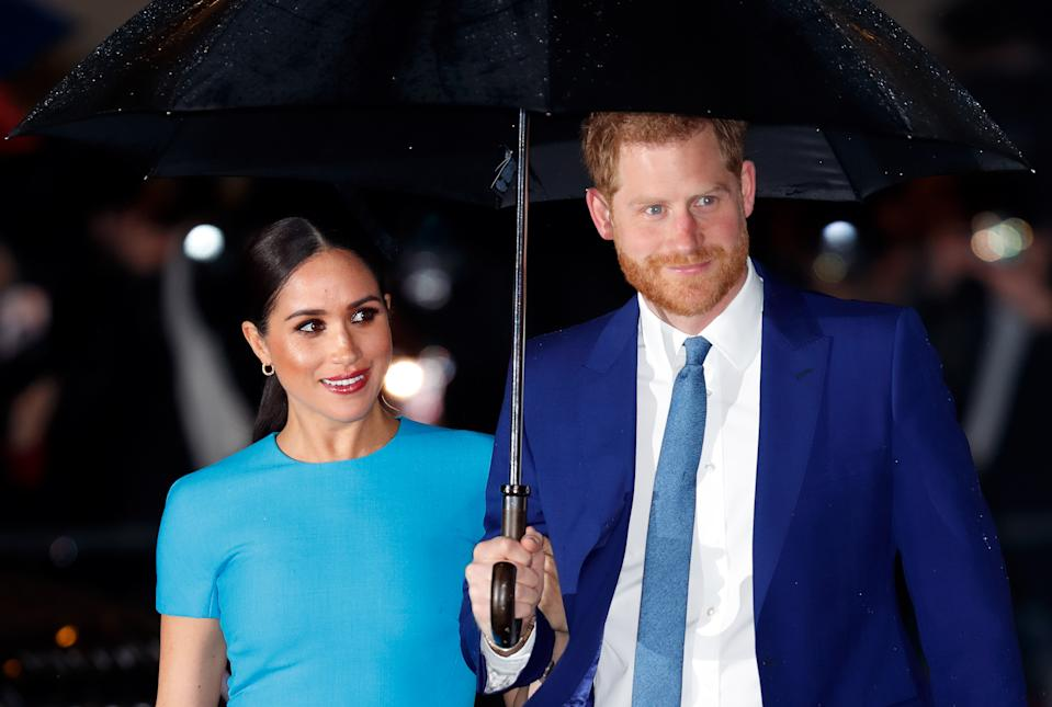 Harry and Meghan close Sussex Royal charity