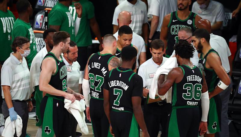 Celtics breathe life into East finals with rare rally