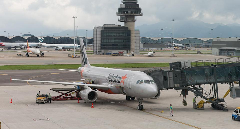 Jetstar said they don't sell any peanut products on their flights. Image: Getty