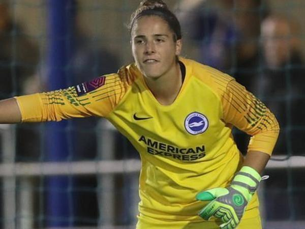 Lucy Gillett had a spell with Brighton before her move to Crystal Palace: The FA