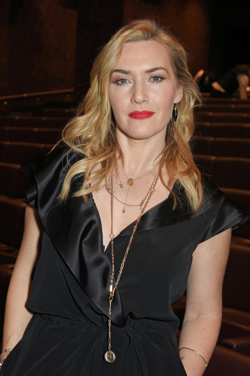 Kate Winslet broke up with her husband 03/16/2010 16