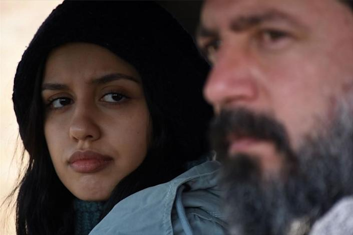 """Baran Rasoulof and Mohammad Seddighimehr in the movie """"There is No Evil."""""""