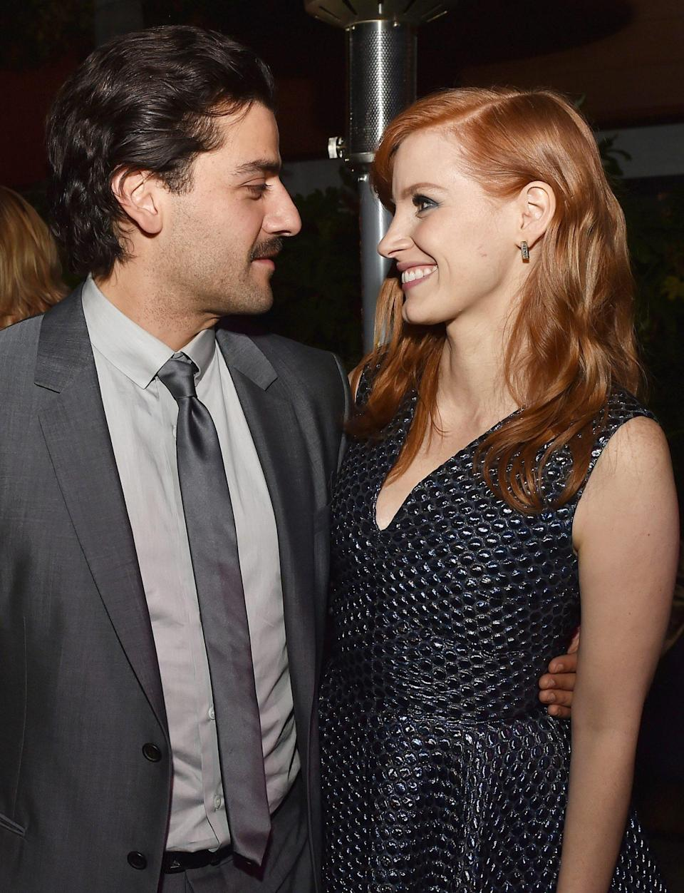 <p>And that makes sense because it's not the first time the pair have played a married couple! </p>