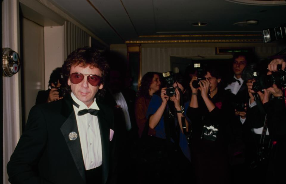 UNITED STATES - MARCH 18: Phil Spector (Photo by The LIFE Picture Collection via Getty Images)