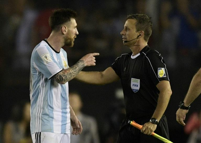 Argentina's forward Lionel Messi will spearhead his country's attack against Brazil after seeing a ban rescinded, aiding their chances of reaching the World Cup finals