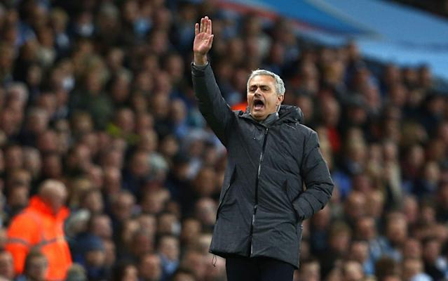 <span>Mourinho has suggested the injuries could be a blessing</span> <span>Credit: Rex Features </span>