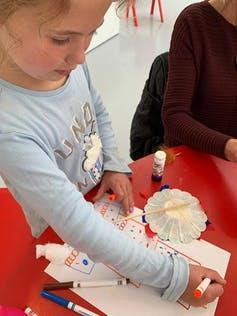 """<span class=""""caption"""">Engaging in art can improve a child's wellbeing.</span> <span class=""""attribution""""><a class=""""link rapid-noclick-resp"""" href=""""https://www.dca.org.uk"""" rel=""""nofollow noopener"""" target=""""_blank"""" data-ylk=""""slk:Dundee Creative Arts"""">Dundee Creative Arts</a>, <span class=""""license"""">Author provided</span></span>"""