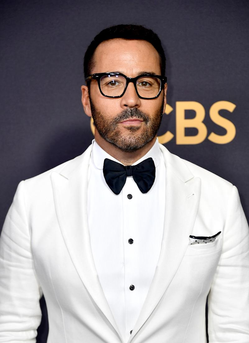 Jeremy Piven. (Image via Getty Images).