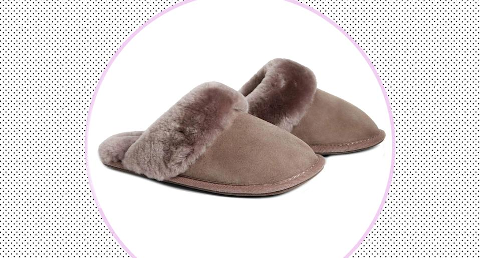 These slippers are bound to be a great new loungewear addition. (Yahoo Style UK)