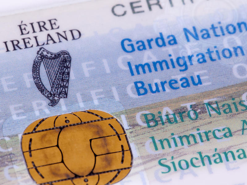 Post Offices ran out of application forms for Irish passports in the days following the Brexit vote: iStockphoto