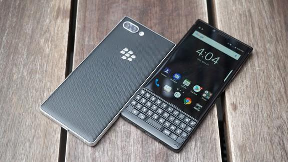 The BlackBerry Key 2 is the only phone to get if you love keyboards