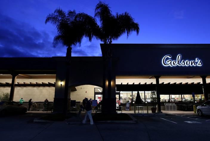 """Gelson's is among the supermarket chains pushing Proposition 20, a ballot measure aimed at rolling back criminal justice reforms and increasing penalties on shoplifting. <span class=""""copyright"""">(Raul Roa / Los Angeles Times)</span>"""