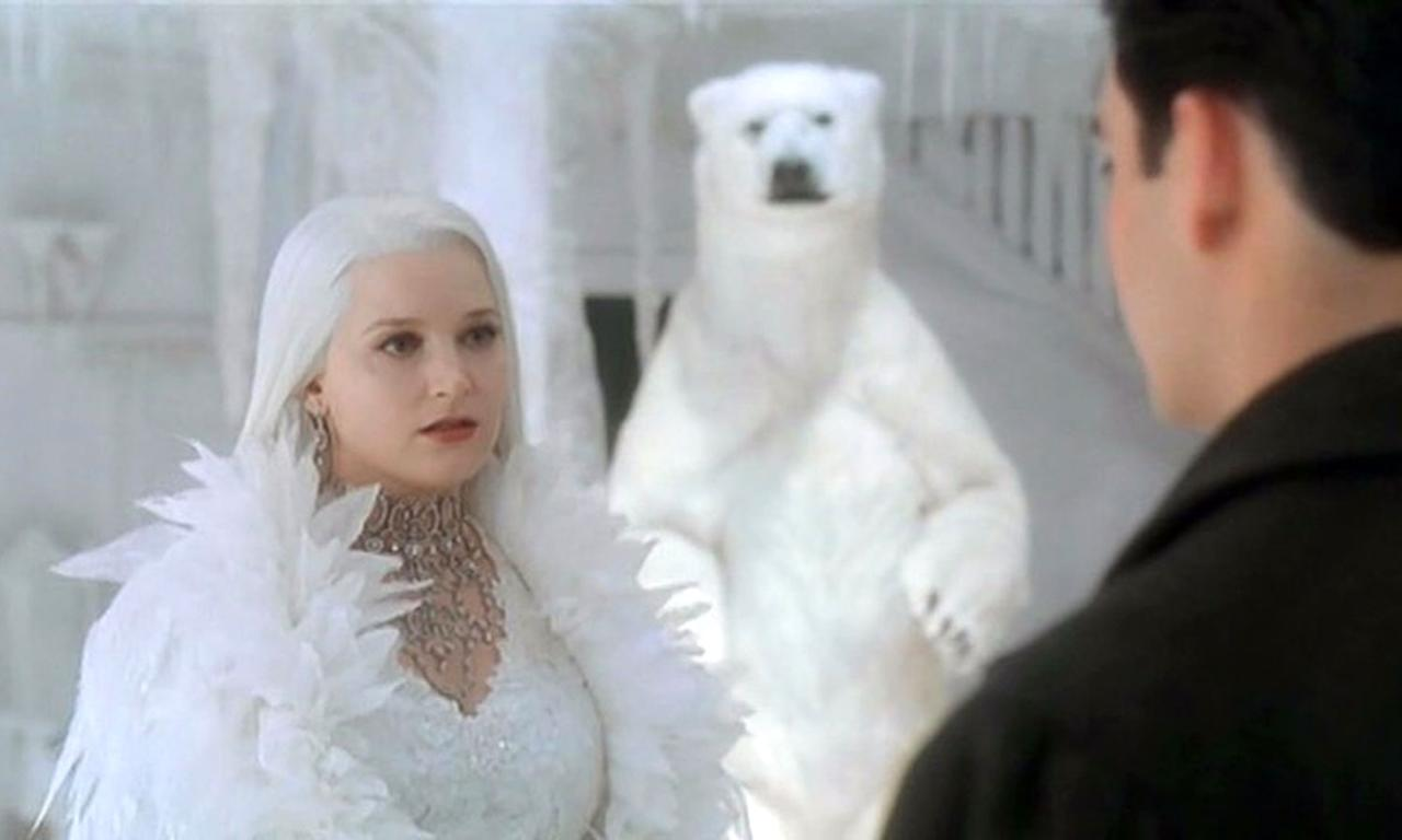 <p>'Let it goooo, let it gooo!' Yep, Bridget Fonda let her acting career go after her appearance in <em>Snow Queen</em>, a TV movie based on the same fairy-tale as Frozen.<br /><em>Snow Queen</em> aired in 2002 and Fonda hasn't acted again, which – if you've seen how good she is in movies like <em>Single White Female</em> and <em>Jackie Brown</em> – is a tragedy. She did get married to Tim Burton's composer Danny Elfman, though – so that's nice. </p>