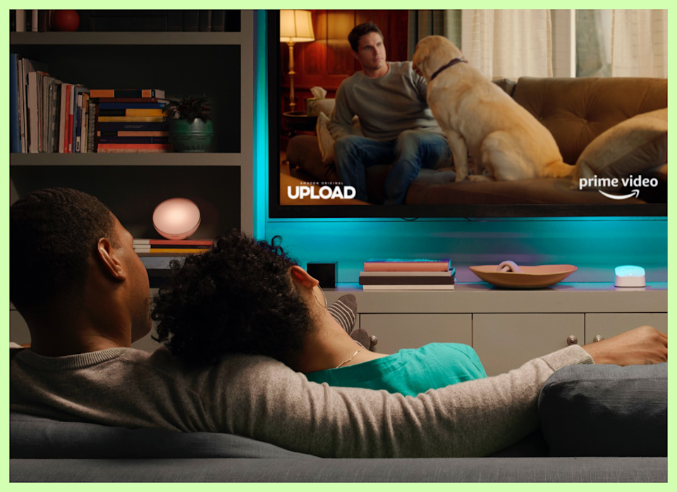 Speed up your home Wi-Fi — and save $46 for Prime members only. (Photo: Amazon)