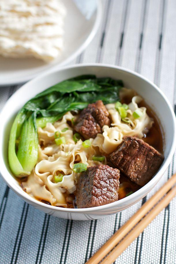 """<p>It's winter so you need legit chunks of beef in your soup.</p><p>Get the recipe from <a href=""""http://www.dangthatsdelicious.com/2014/12/11/taiwanese-beef-noodle-soup/"""" rel=""""nofollow noopener"""" target=""""_blank"""" data-ylk=""""slk:Dang That's Delicious"""" class=""""link rapid-noclick-resp"""">Dang That's Delicious</a>.</p>"""