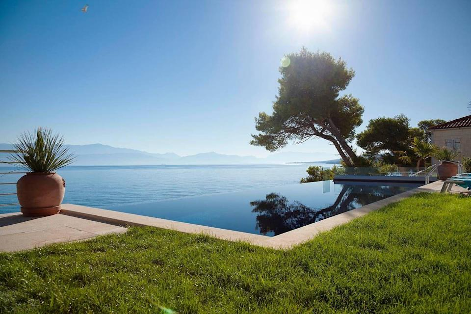 """<p>With nothing but views of the ocean for days, this villa is all the calm vibes.<br></p><p>Book via: <a href=""""https://www.airbnb.co.uk/rooms/14117993?adults=1&children=0&infants=0&location=croatia"""" rel=""""nofollow noopener"""" target=""""_blank"""" data-ylk=""""slk:Airbnb"""" class=""""link rapid-noclick-resp"""">Airbnb</a></p>"""