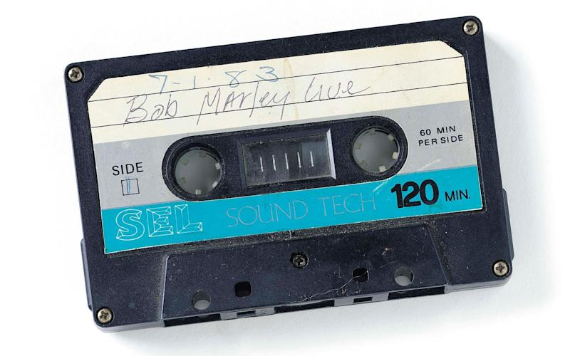Cassette tapes are in the midst of an unlikely hipster revival - EPA