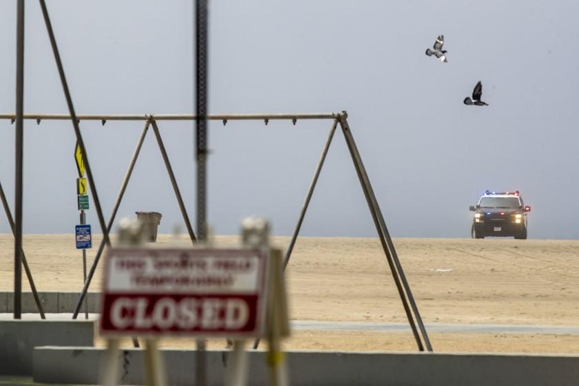 What's open and closed this weekend: Beaches, parks and trails in Southern California