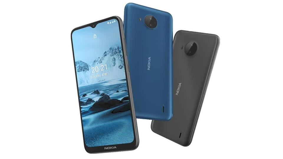 Nokia C20 Plus, with dual rear cameras, goes official