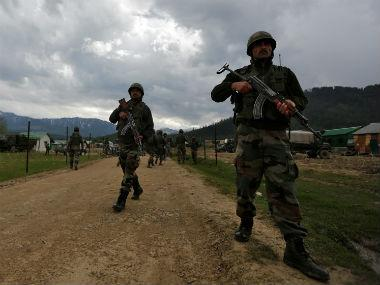Encounter breaks out between security forces, militants in Jammu and Kashmir's Handwara; no casualties reported