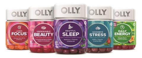 Unilever to Acquire OLLY Nutrition