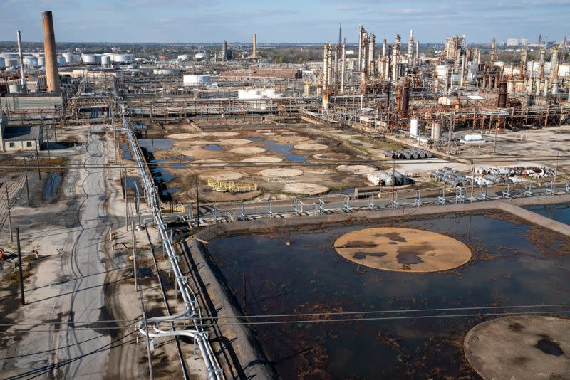 A century of spills: Philadephia refinery cleanup shows oil industry's lasting imprint
