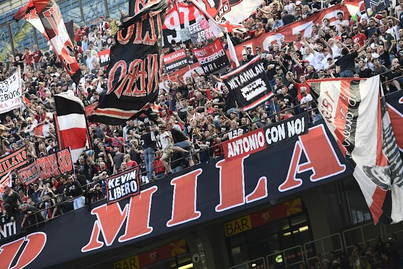 743607cff AC Milan is still in the running for the Europa League and Italian Cup