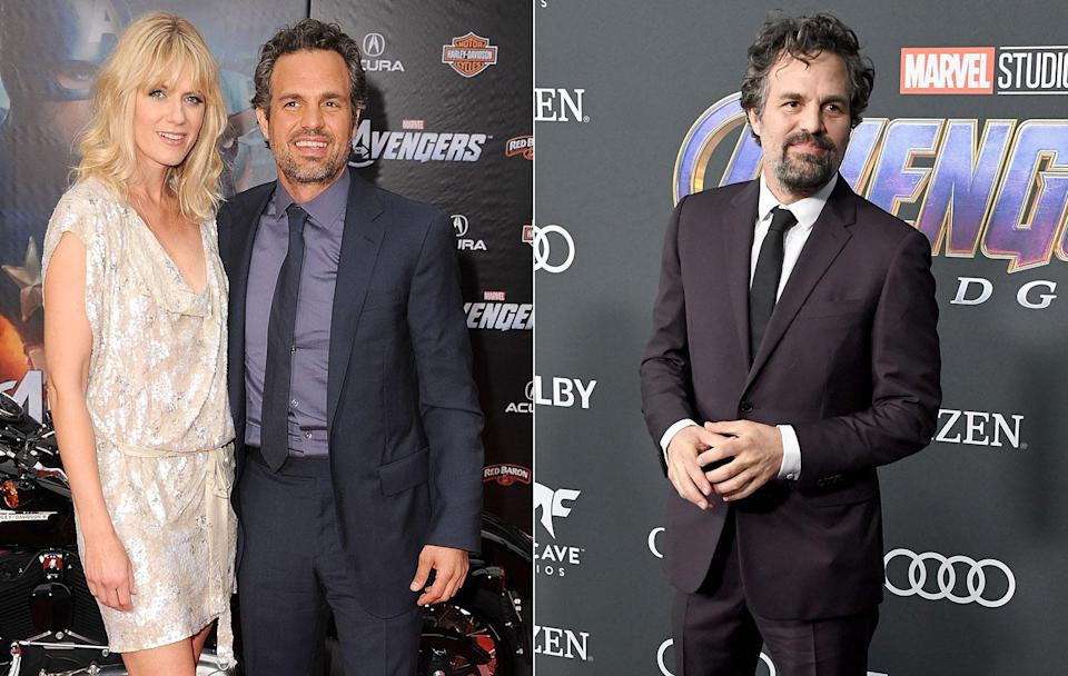 <p>Mark Ruffalo was a late addition to the Avengers team, replacing original Hulk Ed Norton for the 2012 movie. His character had his superpowers sidelined for most of <em>Infinity War</em>. (Getty Images) </p>