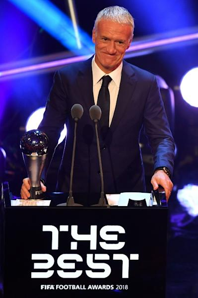Didier Deschamps has won the World Cup as a coach and player