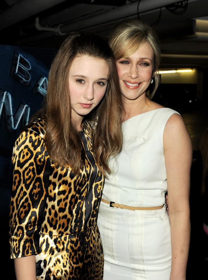 Twenty-one years her junior, actress Vera Farmiga's sister, Taissa (left), is popularly known for her role as the moody teenager Violet in the miniseries American Horror Story, which met critical acclaim. This year, she is to star alongside Emma Watson in the upcoming film The Bling Ring. We can't wait to see more of her!
