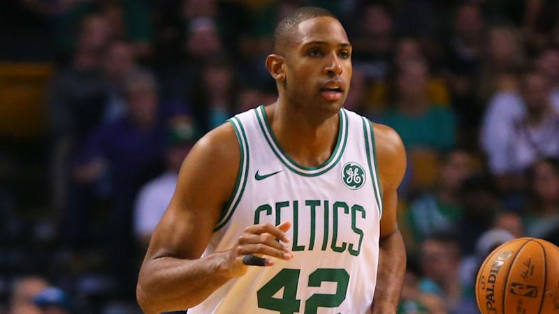 Horford records second career triple-double in Celtics' win
