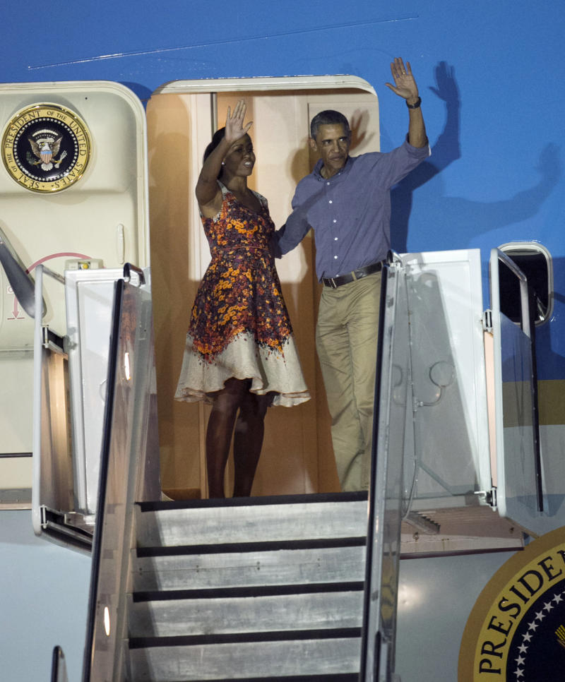 Which President Cost The Most Vacations: The Multi-Million Pricetag Of The Obama Family Vacations