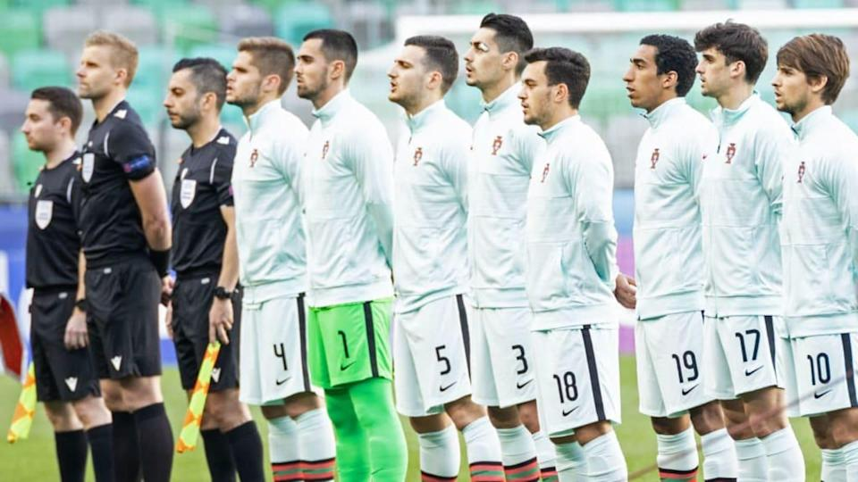 L'Under 21 portoghese | Eurasia Sport Images/Getty Images