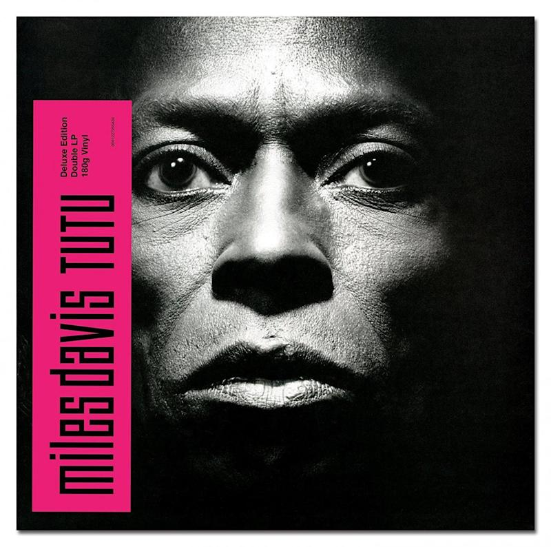 The cover of Miles Davis's