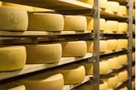 <p>There's no shame in having the ability to fall asleep virtually anywhere, but South Dakota residents are strictly forbidden from doing so inside a cheese factory.</p>