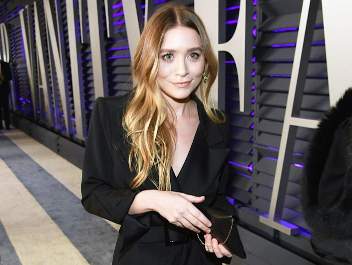 Mary-Kate Olsen attends the 2019 Vanity Fair Oscar Party hosted by Radhika Jones at Wallis Annenberg Center for the Performing Arts on February 24, 2019 in Beverly Hills, California.