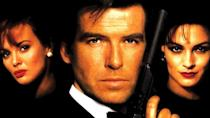 <p> After the camp excesses of the Moore era, and the dour northernness of the Dalton era, GoldenEye represented a return to the core values of Bond: Cold-war style villainy, neat gadgets, impressive stunts, a young, handsome Bond and a young, beautiful female cast (with exciting sexual chemistry between them), and plenty of fight sequences. The GoldenEye pre-title sequence is one of the best in the universe, as Bond rappels down a dam, knocks out a Russian on a toilet, and skydives into a falling plane as it tumbles off a cliff. The rest of the movie has a lovely blend of characters, story twists, and moments of mild fantasy as Bond foils a plot to plunge half the civilized world into financial meltdown. Sean Bean plays an excellent villain in Alex Trevelyan, and there's a memorable (if daft) crew of sub-baddies including the toxic nerd Boris Grishenko, the typical Russian military schemer General Urumov, and the intensely silly (and sexy) Xenia Onatopp. The finale inside the satellite dish on Cuba is pleasingly unique, and the eventual death of Trevelyan - crushed by the array itself - is gloriously Bond. Sure, Izabella Scorupco's Natalya Simonova is a weak female lead, and there are hints of cartoonish xenophobia throughout, but GoldenEye gets the Bond formula just right, and launches the modern era with aplomb. The introduction of Judi Dench as M brought the franchise's best recurring character to date too, and dragged the movies into the '90s. </p> <p> <strong>Bond:</strong> Pierce Brosnan<br> <strong>Theme:</strong> GoldenEye by Tina Turner </p>
