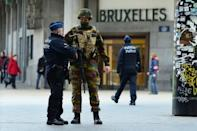 Explosion at Brussels crime lab, no casualties: prosecutors