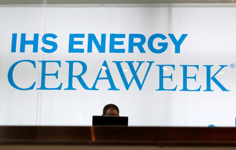 CERAWeek energy conference in Houston scrapped over coronavirus worries