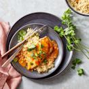 <p>This easy chicken cutlet recipe will help you get a healthy meal on the table in just 20 minutes. Coconut milk's creamy consistency is perfect for making quick pan sauces--no need to add a thickener.</p>