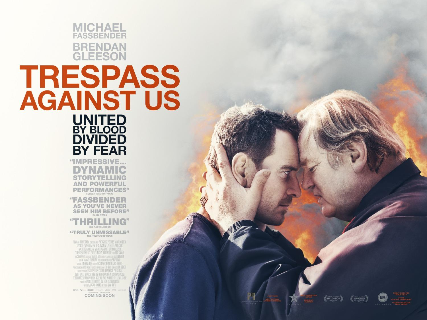 Trespass Against Us UK quad (Credit: Lionsgate)