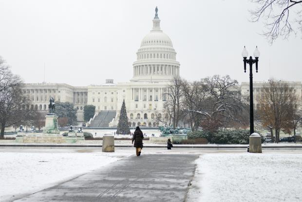 Government Shutdown Avoided? Plus Fedspeak, UAA & JLL