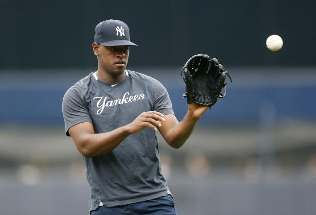 Luis Severino is expected to make his final rehab start Wednesday. (Photo by Jim McIsaac/Getty Images)